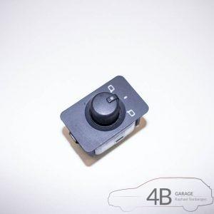 Audi A6 4B C5 Facelift Knopf Spiegelversteller Einstellung