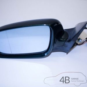 Audi, A6, 4B, C5, Außenspiegel, Spiegel, LZ6H, Racinggrün